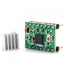 Driver De Motor Pap A4988 Para Cnc Impresoras 3d (arduino)