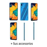 Samsung Galaxy A30 128gb M Sd. 4g. Liberado. + Accesorios.