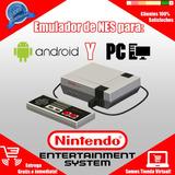 Emulador De Nintendo Nes & Pack +2000 Juegos Pc Y Android