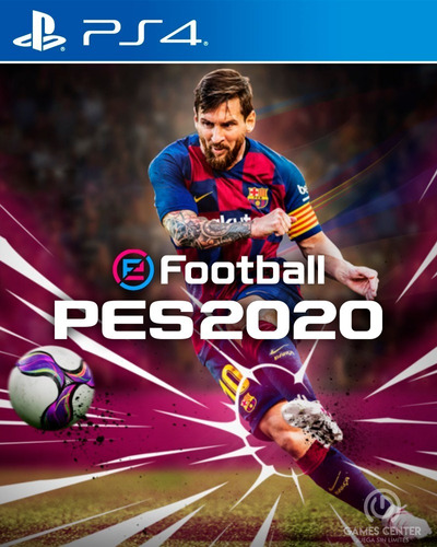 Pes 2020 Ps4 Digitl Secu. Español Latino Gamerstore_pzo