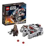 Lego Star Wars Microfighter Halcón Milenario 75193 A_13 Vrd