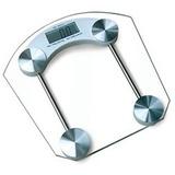 Balanza Peso Digital De Baño 180kg Vidrio Seguridad  8mm