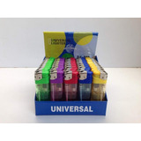 Yesqueros Universal Caja 50unds. Mayor