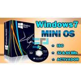 Windows 7 Mini Os Bajos Recursos