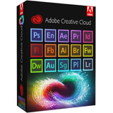 Adobe C. C. 2019 Español 32/64 Bits Windows Y Mac Full *tm*