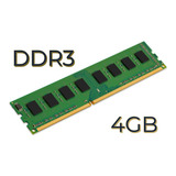 Memoria Ram Ddr3 4gb Pc Escritorio 1333 1600 Tienda