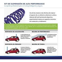 Suspension Agkit Volskwagen Gol