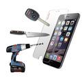 Protector Vidrio Templado Iphone 6 Y 6s Plus Antigolpes