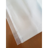 Bolsas Plásticas Transparente 40x60 40x70 Sal Granos Bultos