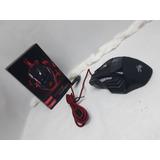 Mouse Alambrico Para Gamers