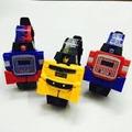 Reloj Transformers El Regalo Perfecto Desarmable!!