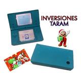 Nintendo Dsi, Con Juegos, Lapiz Y Cargador... Somos Tienda