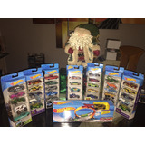 Hot Wheels Carritos De A 5