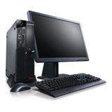 Computadora I5 4gb Ram Hdd 500gb Monitor De 17/19 Clon/slim