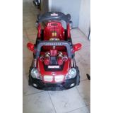 Carro Eléctrico Importado Para Niño Con Control Remoto