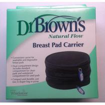 Porta Protectores De Lactancia Dr Brown´s Natural Flow