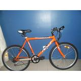 Bicicleta Montañera Rali Tornado Rin 26