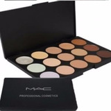Paleta De Correctores 15 Tonos Maquillaje Mac.envio Rapido
