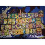 Cartas  Postales Barajas Y Figuras Pokemon Y Dragon Ball
