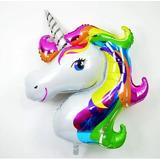 Globos Unicornio Metalizados 16 Pulgadas
