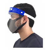 Careta Protectora, Face Shield Original, Lavable Calibre 20