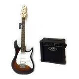 Combo Guitarra Amplificador Accesorios Peavey Raptor Oferta