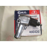 Pistola Impacto Neumáticos  Drive 1/2 Genius Tools - 140 Vds