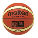 Balon Basket (36 Usd) Baloncesto Molten Oficial Gf7