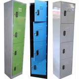 Fábrica De Lockers / Casilleros Metálicos De 4 Puertas