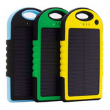 Cargador Portatil Power Bank Solar 6000mah Somos Tienda