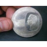 Moneda De Plata De 10 Bolivares Doblon 1873/1973