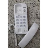 Telefono De Mesa Leboss Blanco  Para Linea Cantv