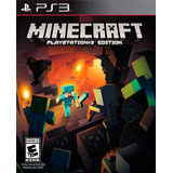 Juegos Ps3 Digitales  Minecraft (86mb)