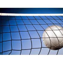Malla Para Voleibol Medidas Oficiales...