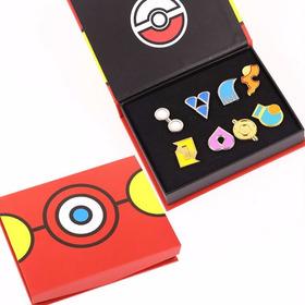 Pokemon Set De Medallas