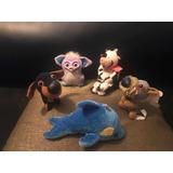 Peluches Pequeños De Animalitos ($1 Cada Uno)