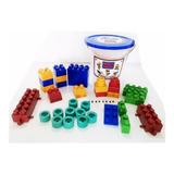 Tobo De Legos, Juguete Didactico Niños Economico Lego