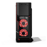 Case Azza Modelo Crimson Gamer Servidores Pc Pro Atx