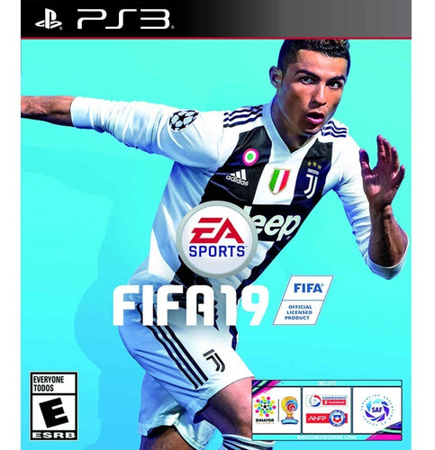 Fifa 19 Legacy Edition Ps3 Digital / Gamerstore_pzo