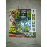 Transformer Robot Y Carro