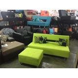 Sofa Cama Matrimonial +2 Cojines Somos Fabricantes Dife Me