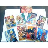 Cartas Dragon Ball Brillantes