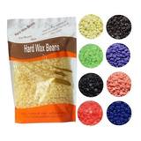 Cera Elástica Perlas Hard Wax Beans Depilar Cejas Pestañas