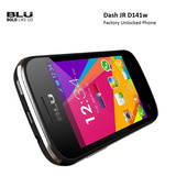Blu Dash Jr Android Nuevo Liberado Dual Sim Wifi Camara 2mp