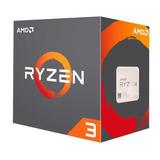 Procesador Amd Ryzen 3 1200 Socket Am4 Con Disipador New