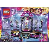 Lego Friends 41105 Pop Star: Escenario  446 Pzs(50u)
