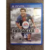 Juego Psvita Fifa Soccer 13 (10v)