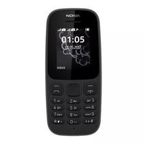 Telefono Celular Nokia 105 Doble Sim Liberado Mp3 Camara Fm