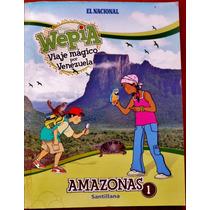 Amazonas Viaje Mágico Venezuela Sociales Literatu Santillana