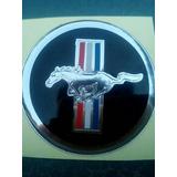 Emblema Para Centros De Rin Ford Mustang A Tu Medida.
